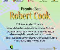 Locandina: Premio d'Arte Robert Cook 2020