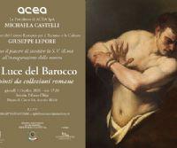 Locandina: La Luce del Barocco