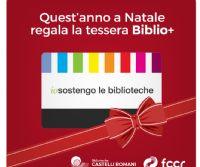 Locandina: I regali di Natale delle biblioteche