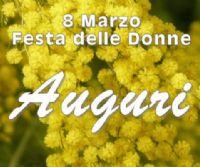Locandina: 8 marzo: le donne e la salvezza dell'Italia