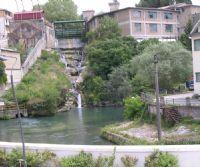 Locandina: Le cascate di Isola del Liri