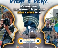 Locandina: Settimana e Festival della Comunicazione 2021