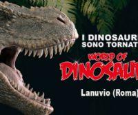 Locandina: World Of Dinosaurs