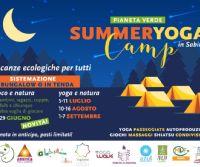 Locandina: Summer Yoga Camp