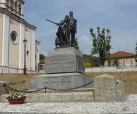 Locandina: Benigno Crespi e Adriano Olivetti