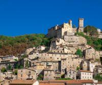 Locandina: Cantalice, un viaggio tra storia, cultura e gastronomia