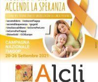 Locandina: Accendi d'Oro, Accendi la Speranza