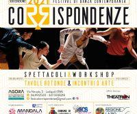 Locandina: Festival Corrispondenze 2021
