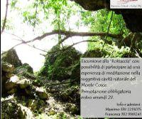 Locandina: Escursionismo e meditazione