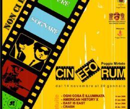 Locandina: Cineforum Poggio Mirteto