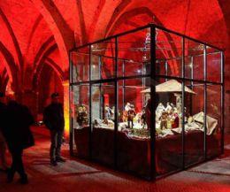 Locandina: Il settecentesco presepe della Cattedrale di Rieti