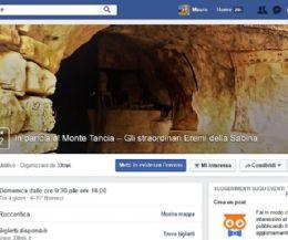 Locandina: In pancia al Monte Tancia