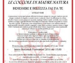 Locandina: Le Coccole di Madre Natura
