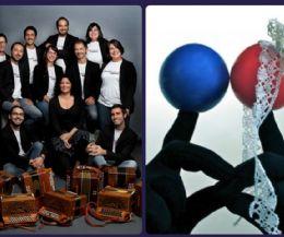 Locandina: Concerto dell'Orchestra Bottoni e Piccolissimo, dal concepimento alla nascita