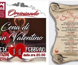 Locandina: Cena di San Valentino