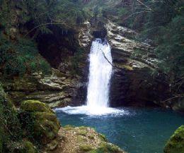 Locandina: Altopiani Arcinazzo e Cascate Trevi