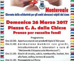 Locandina: Mentana per Montereale