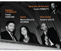 Locandina: Musi' trio in Sonata Latina