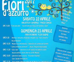 Locandina: Fiori d'Azzurro IV^ edizione