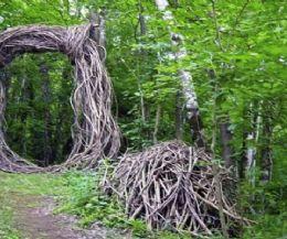 Locandina: Opera Bosco Museo di Arte nella Natura