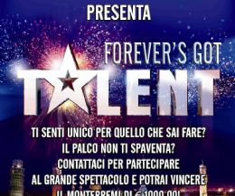 Locandina: Forever's Got Talent