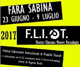 Locandina: XVII edizione del FLIPT