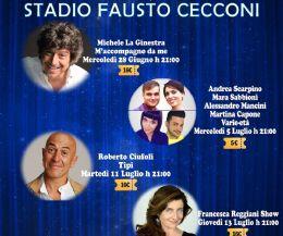 Locandina: Monterotondo Teatro Festival, prima edizione
