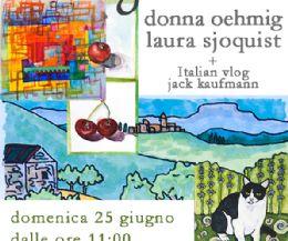 Locandina: Nel/Dal Giardino