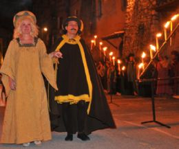 Locandina: Medioevo in festa