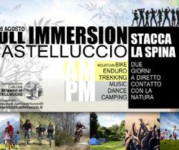 Locandina: Full Immersion a Castelluccio Pescorocchiano (RI)