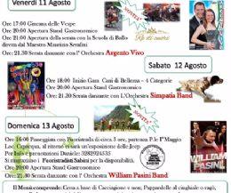 Locandina: 8° Festa del Cacciatore e Pescatore