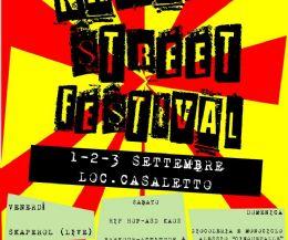 Locandina: Nazzano Street Festival