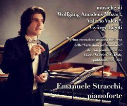 Locandina: Concerto Pianistico di Emanuele Stracchi