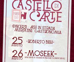 Locandina: Castello di C'Arte 2017