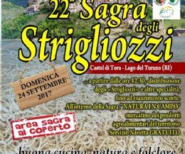 Locandina: Sagra degli Stringozzi, 22° edizione