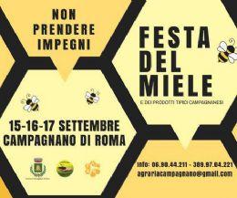Locandina: Festa del Miele