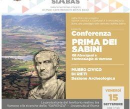 Locandina: Prima dei Sabini