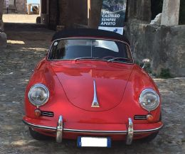 Locandina: Raduno nazionale Porsche