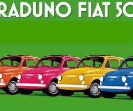 Locandina: 10° raduno Fiat 500 e auto storiche