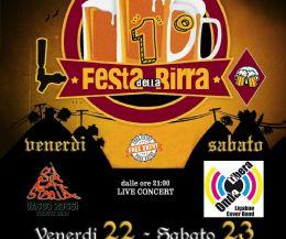 Locandina: 1° Festa della Birra Vanity Coffee