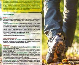 Locandina: Giornata del Camminare