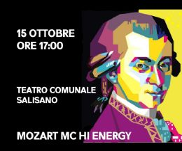 Locandina: Mozart Mc High Energy