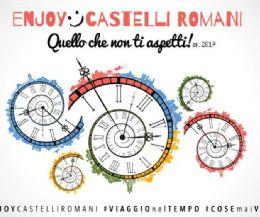 Locandina: Enjoy, viaggio nel tempo ai Castelli Romani