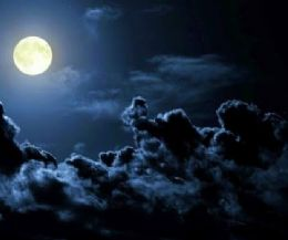 Locandina: Note d'arpa per la luna piena