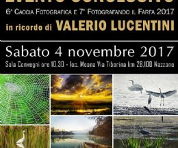 Locandina: In ricordo di Valerio Lucentini