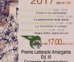 Locandina: Open Day Amarganta
