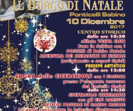 Locandina: Il Borgo di Natale