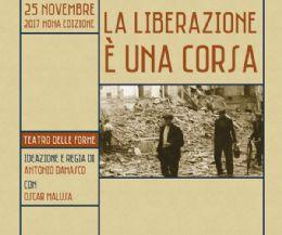Locandina: La liberazione è una corsa