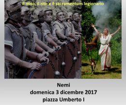 Locandina: Sacra Latii, sulle vie dei santuari dei Latini