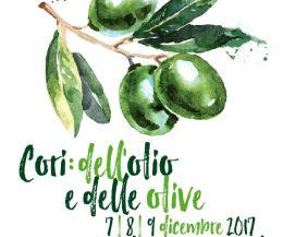 Locandina: Cori: dell'Olio e delle Olive